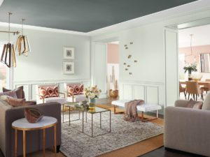 Choose colors for living room