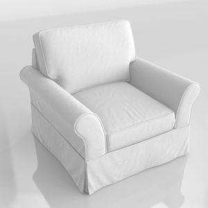 Sillón 3D PB Comfort Roll con Funda