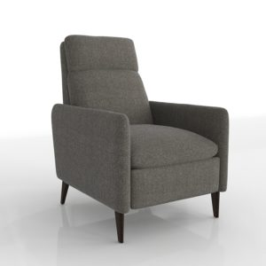 Silla 3D Reclinable West Elm Lewis