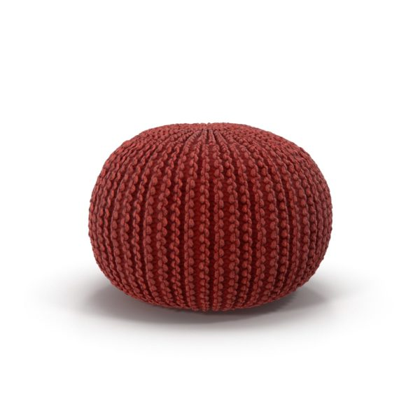 Puf 3D CB2 Knitted Blood