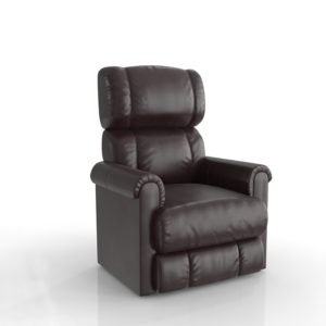Recliner Leather Chair Living Room