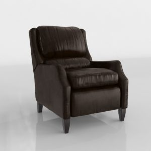Alex Leather Recliner Arhaus