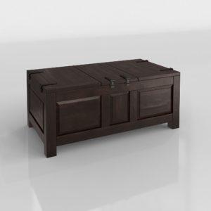 Mesa de Café 3D R&H Classic Box