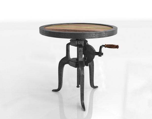 Mesa Auxiliar 3D Horchow Industrial