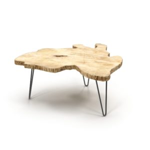 Mesa de Café 3D Wayfair Takara