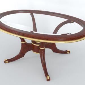 Mesa de Café 3D G&E Luxury Antique