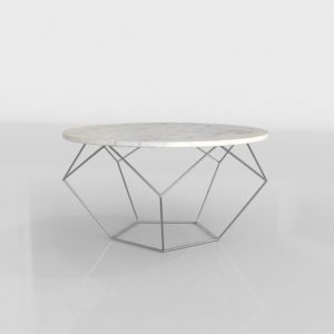 Origami Oversized Coffee Table West Elm