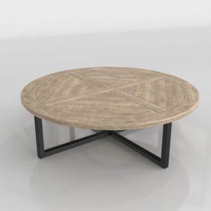 Mesa de Café 3D R&H Torano Salvaged