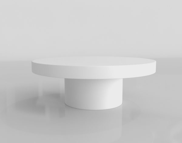 Mesa de Café 3D CB2 Shroom