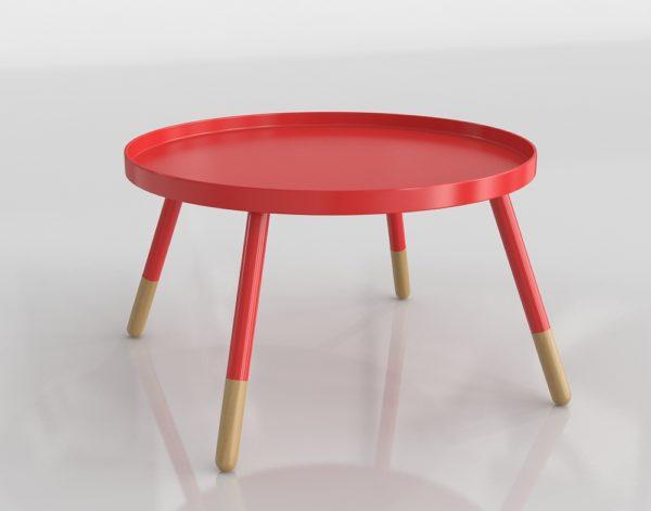 Mesa de Café 3D Wayfair Clyde