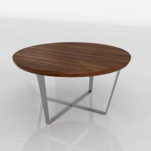 Mesa de Café 3D Wayfair Klingbeil