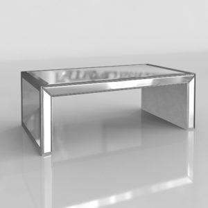 Mesa de Cocktail 3D Z Gallerie Omni