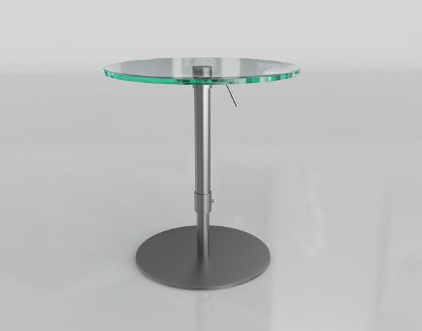Mesa Auxiliar 3D Overstock Krib Round