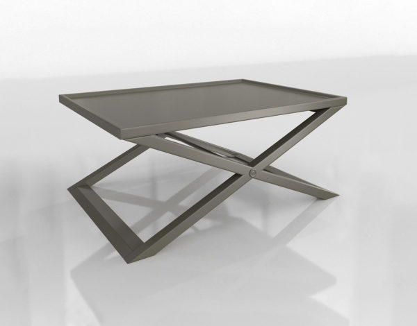 Mesa de Café 3D Ballard Designs Madelyn