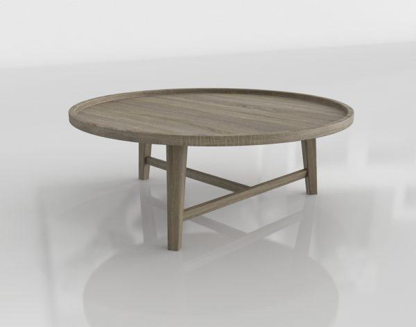 Mesa de Café 3D Overstock Safavieh Malone