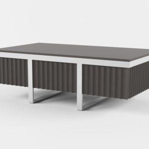 Mesa de Café 3D Z Gallerie Knox