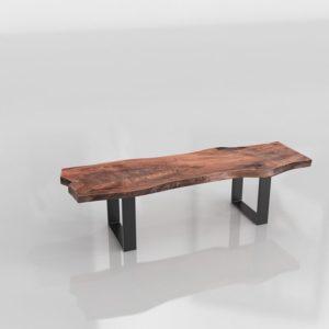 Mesa de Café 3D Elpis & Wood Handmade