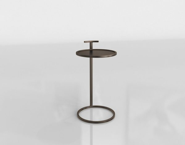 Mesa Auxiliar 3D R&H 1930s Martini