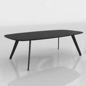 Mesa de Café 3D DWR Solapa