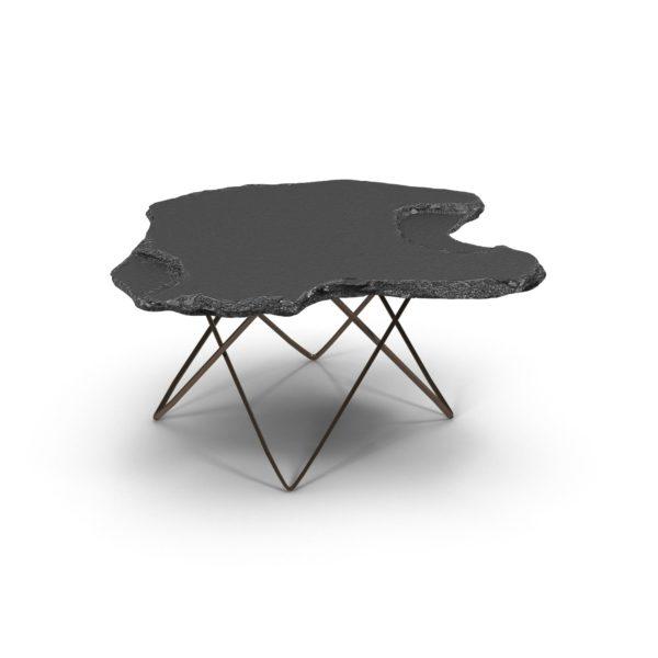 Mesa de Café 3D West Elm Mineral