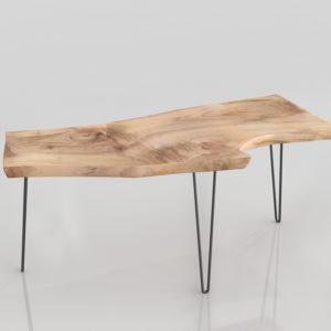 Mesa de Café 3D R&H Trunk