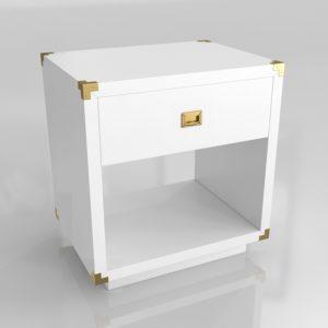 Mesa Auxiliar 3D All Modern Leamington