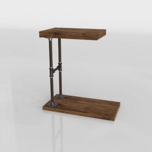 Mesa de Café 3D Mesa en C
