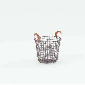 Iron Basket Small Terrain Furniture