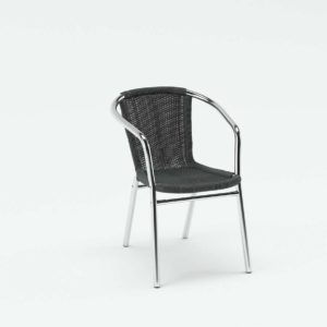 Rex Grey Chair CB2