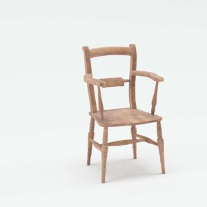 Antique Deccor Chair