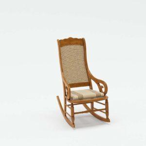 Antique Rocker Chair Lincoln