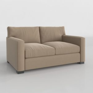 Axis II Loveseat Crate And Barrel