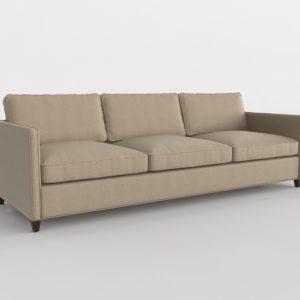3D Sofa C&B Grand Dryden