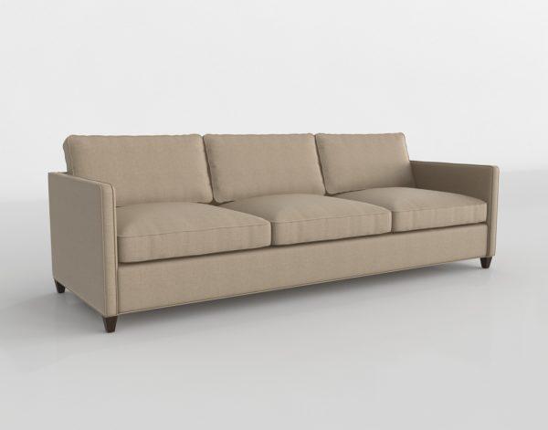 Sofá 3D C&B Grand Dryden