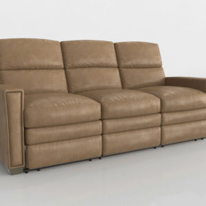 Julian Power Dual Reclining Sofa Perigold