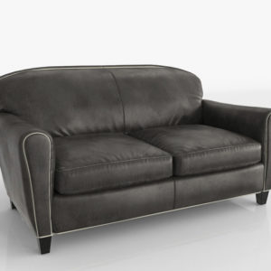 3D Loveseat C&B Eiffel Citation