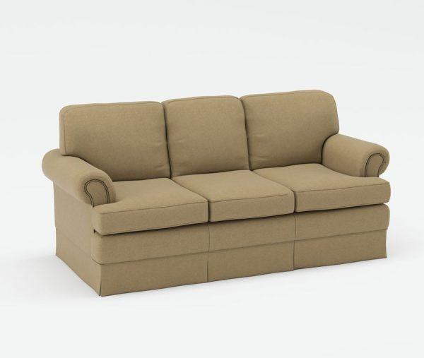 Sofá 3D SCC Cushion Beige