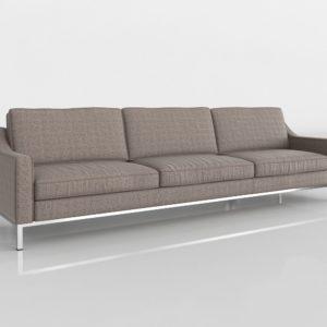 Sofá 3D R&H Grand Vintage