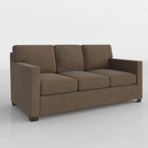 Sofá 3D PB Buchanan Tapizado