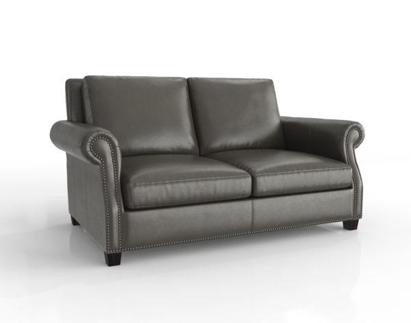 Sofá 3D USA Premium Leather Love