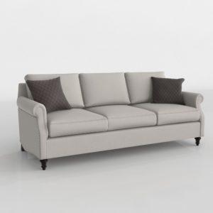 Sofá 3D Thomasville Furniture Ancil