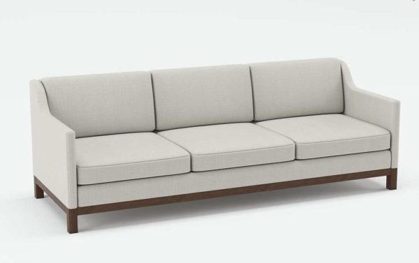 Sofá 3D Benchmade Kaden Standard Modern