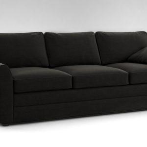 Sofá 3D MdM Grand en Negro