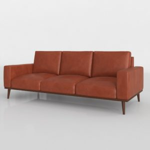 Marsilla Leather Sofa Macy's Furniture