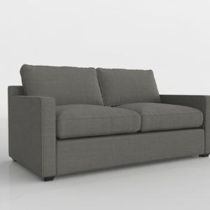 Davis Sofa Darius Ash Crate and Barrel