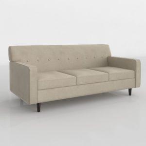Sofá 3D Furnishare Max Home Midcentury