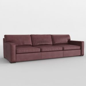 Grand Leather Sofa
