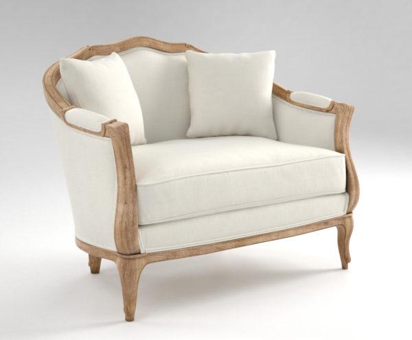 Sofia Cuddle Chair Ballard Designs