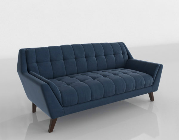 Sofá 3D City Furniture Brentwood