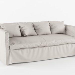 Sofá 3D IKEA Harnosand